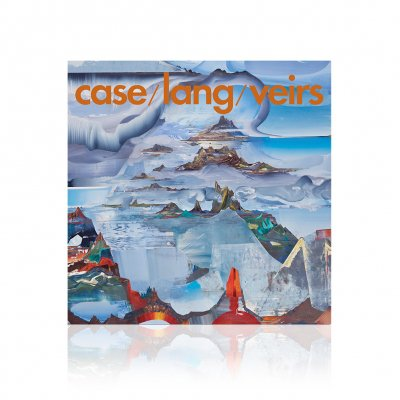 anti-records - case/lang/veirs | CD