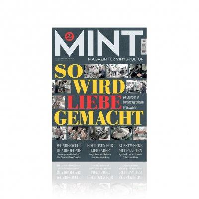 Mint - Das Magazin Für Vinylkultur | Ausgabe 2