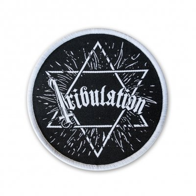 tribulation - Logo | Woven Patch