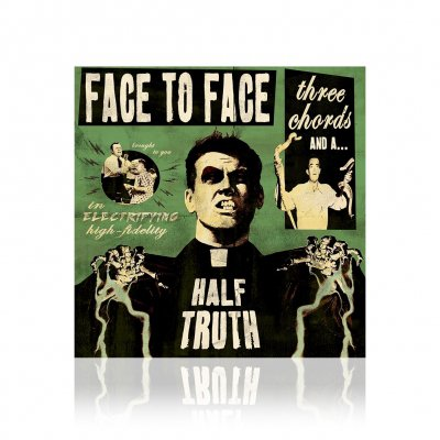 face-to-face - Three Chords And A Half Truth | CD