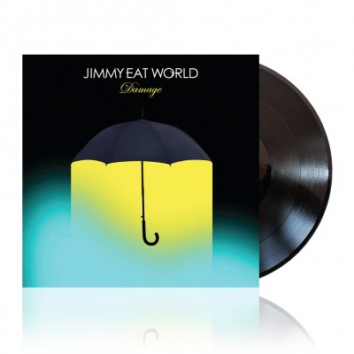 Jimmy Eat World - Damage | Black Vinyl