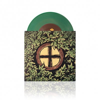 restorations - New/Old | Green 7 Inch