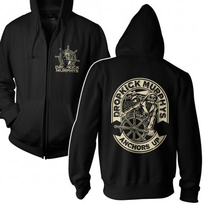 Anchors Up | Zip-Hood