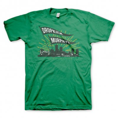 dropkick-murphys - Flags | T-Shirt