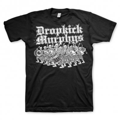 dropkick-murphys - Marching | T-Shirt