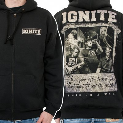 Ignite - Vintage | Zip-Hood