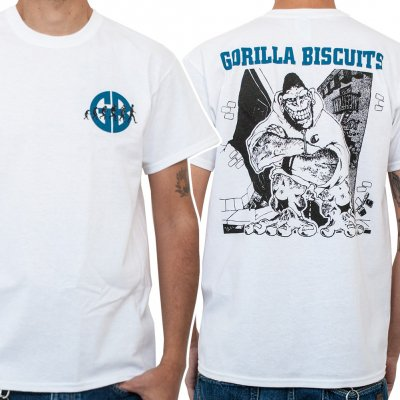 gorilla-biscuits - City EP Cover | T-Shirt