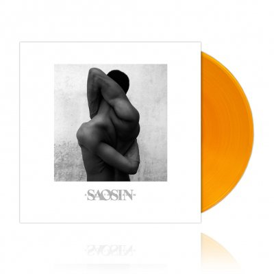 shop - Along The Shadow | Opaque Orange Vinyl