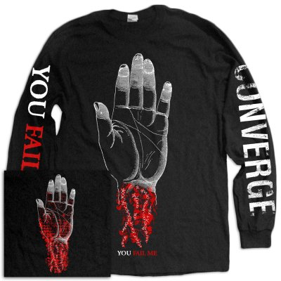 Converge - You Fail Me Hand | Longsleeve
