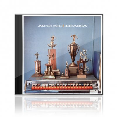 Jimmy Eat World - Bleed American | CD