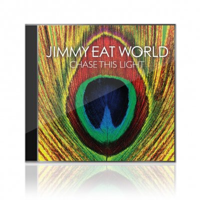Jimmy Eat World - Chase This Light | CD