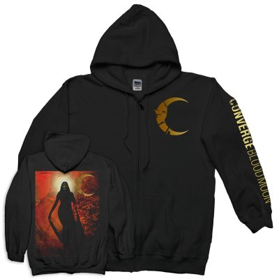 Converge - Blood Moon | Zip-Hood