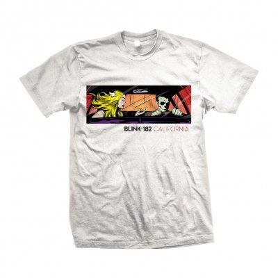 Blink 182 - California |T-Shirt
