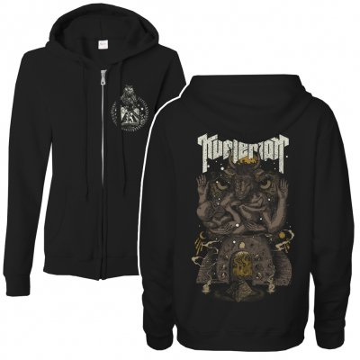 shop - Moloch | Girl Zip-Hood