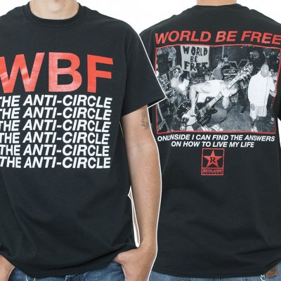 world-be-free - UC | T-Shirt