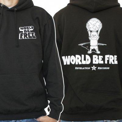 World Be Free - OG Logo | Hoodie
