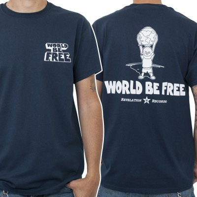 world-be-free - OG Logo | T-Shirt