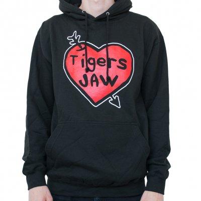 Tigers Jaw - Heart | Hoodie