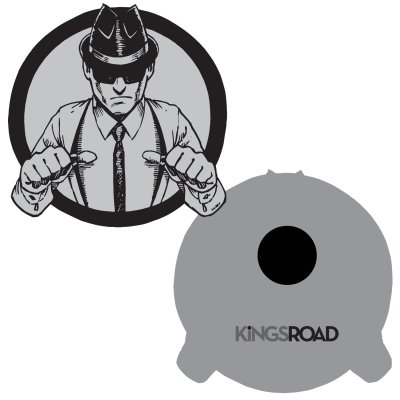 the-interrupters - Suspenders | Enamel Pin