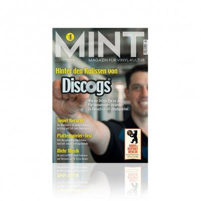 Mint - Das Magazin Für Vinylkultur | Ausgabe 4