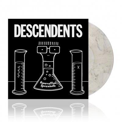Descendents - Hypercaffium Spazzinate | Clear/Black Vinyl