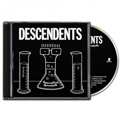 Descendents - Hypercaffium Spazzinate | CD