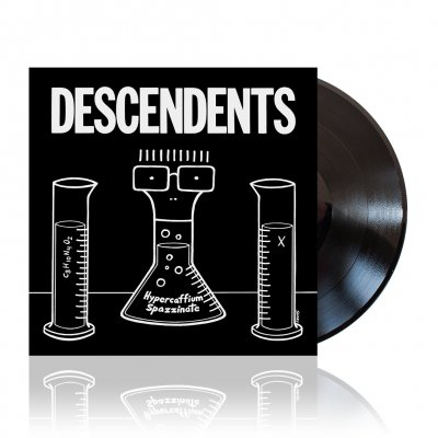 Descendents - Hypercaffium Spazzinate | Black Vinyl