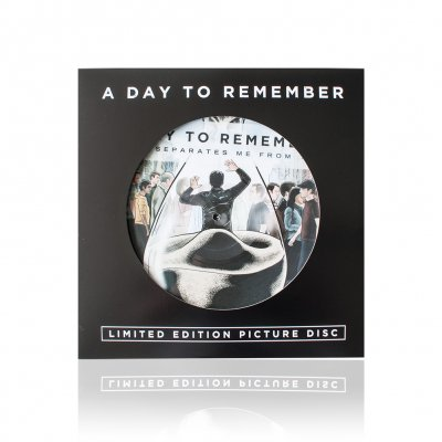 a-day-to-remember - What Separates Me From You | Picture LP
