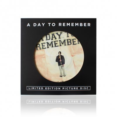 a-day-to-remember - For Those Who Have Heart | Picture LP