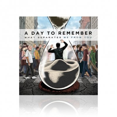 a-day-to-remember - What Separates Me From You | CD