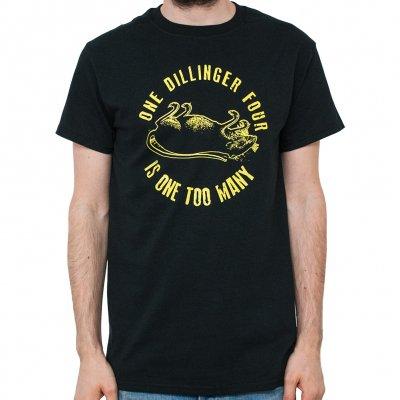 dillinger-four - Rat |T-Shirt