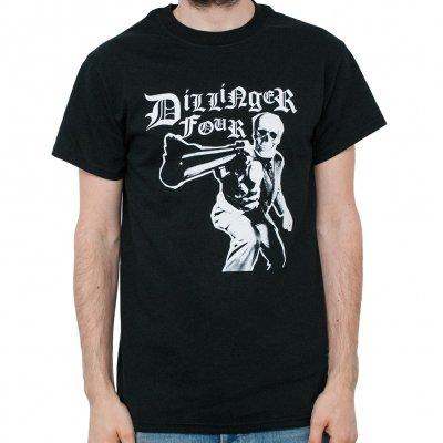 dillinger-four - Gun |T-Shirt