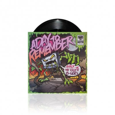 A Day To Remember - Attack Of The Killer B-Sides | 7 Inch