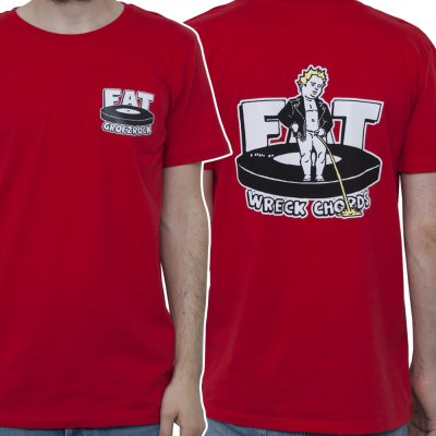 fat-wreck-chords - Pissing Punk | T-Shirt