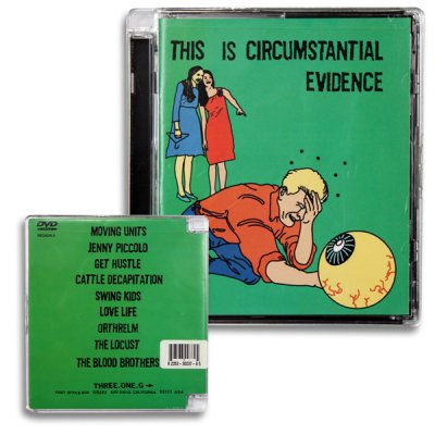 three-one-g - This Is Circumstantial Evidence | DVD