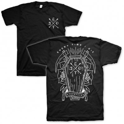 Every Time I Die - Coffin | T-Shirt