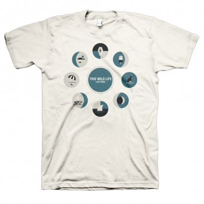 this-wild-life - Low Tides   T-Shirt