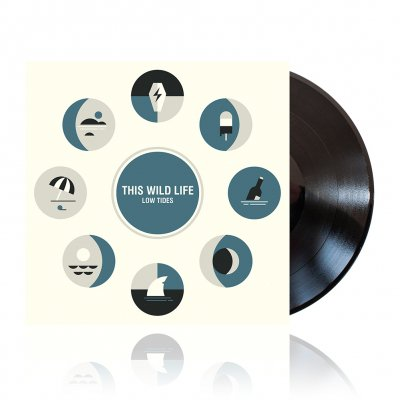 this-wild-life - Low Tides | Black Vinyl