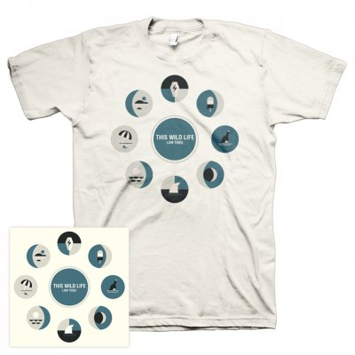 this-wild-life - Low Tides | CD+T-Shirt Bundle
