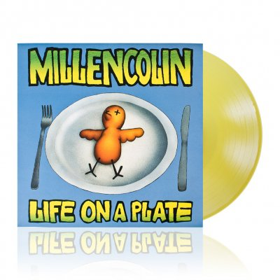 millencolin - Life On A Plate | Yellow Vinyl