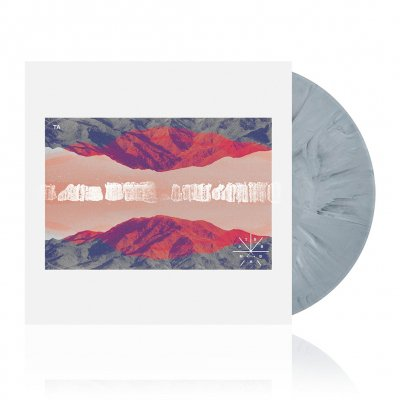 Touche Amore - Parting The Sea... | Grey Marble Vinyl