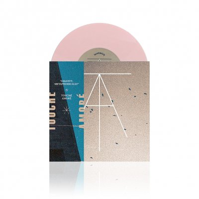 Pianos Become The Teeth - Split | Baby Pink 7 Inch