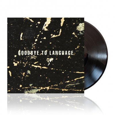 anti-records - Goodbye To Language | Black Vinyl