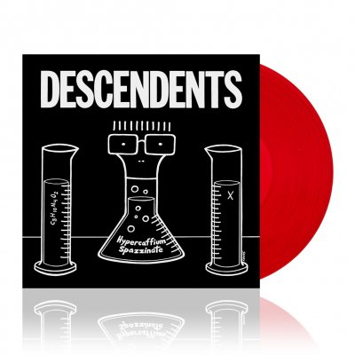 Descendents - Hypercaffium Spazzinate | Red Vinyl