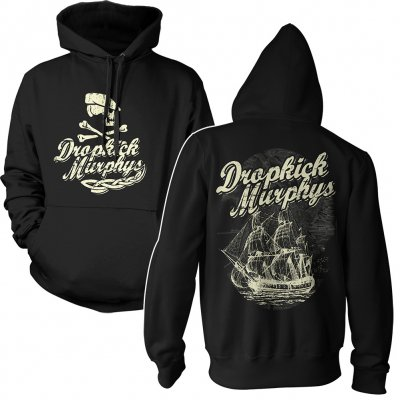 dropkick-murphys - Scally Skull Ship | Hoodie