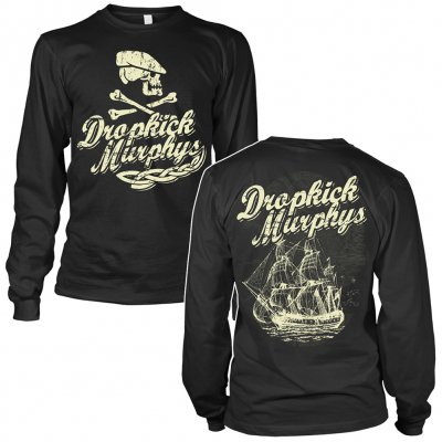 shop - Scally Skull Ship| Longsleeve