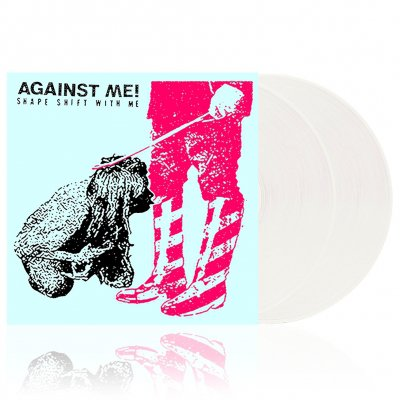 Against Me! - Shape Shift With Me | 2xClear Vinyl