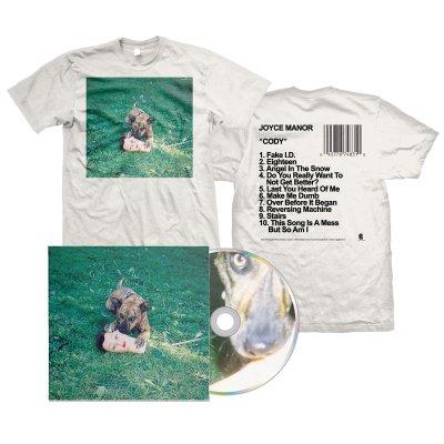Cody Cd T Shirt Bundle Shop The Joyce Manor Eu Uk