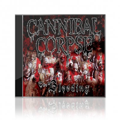cannibal-corpse - The Bleeding | CD