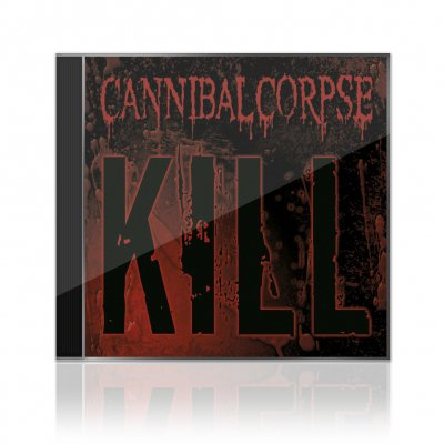 Cannibal Corpse - Kill | CD